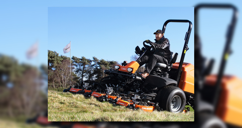 Jacobsen begins a new era with the AR530 rough mower