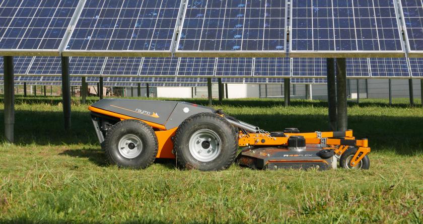 Iseki UK & Ireland start distribution of Raymo electric mowers