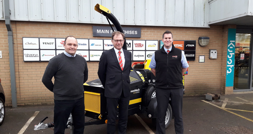 GreenMech appoint TNS as new dealers for East Anglia