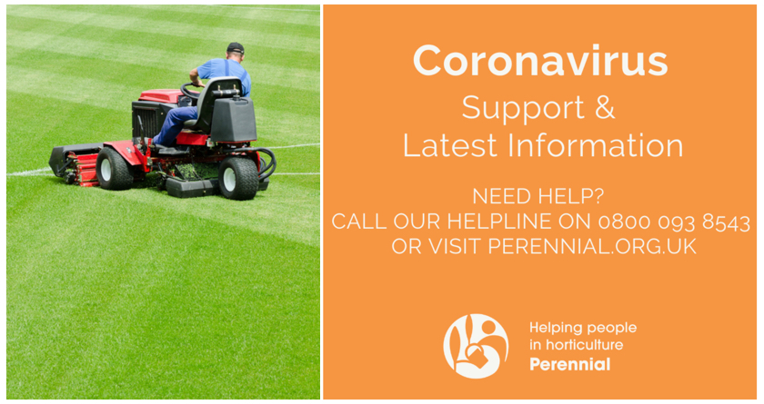 Perennial prepares for increase in demand due to Coronavirus