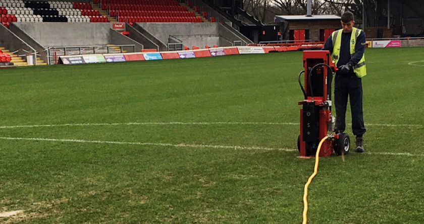 Charterhouse's OxyShot a saviour for FC United of Manchester