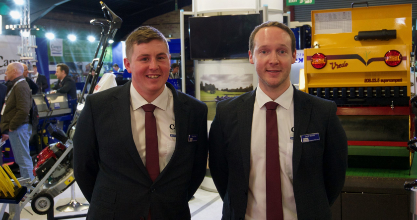 Campey gives new roles to Ethan Yates and Dave Stonier