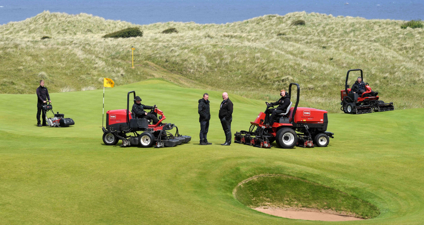 Royal Portrush signs new agreement with Toro
