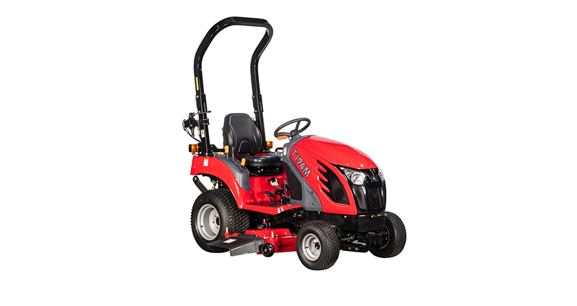 Add mowing to your TYM Tractor's to-do list