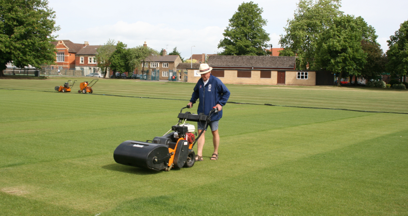 SISIS helps to deliver award-winning cricket square
