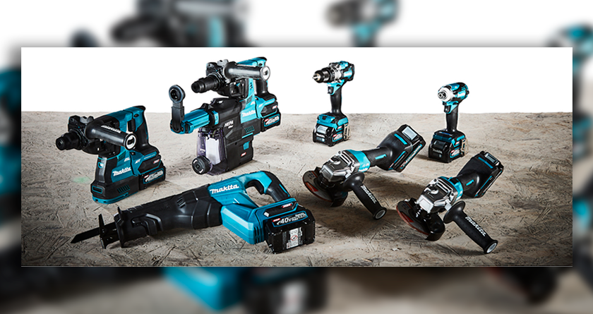 You've got the power with Makita's new 40V line-up