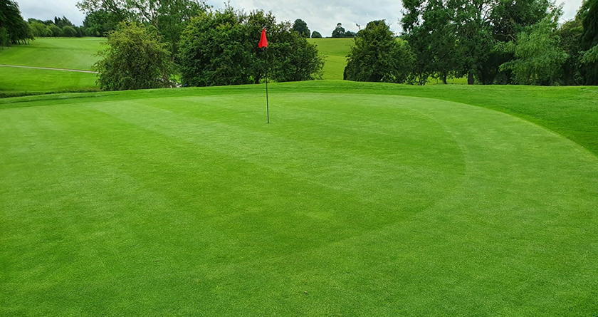 Headland's 20/20/30 approach reduces fungicide costs for Oakridge GC
