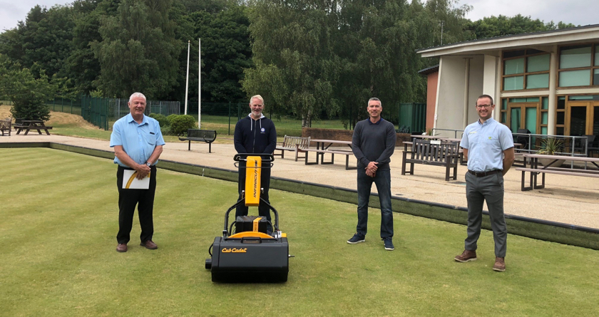 INFINICUT enables Richard Peel Groundcare to deliver on new bowls contract
