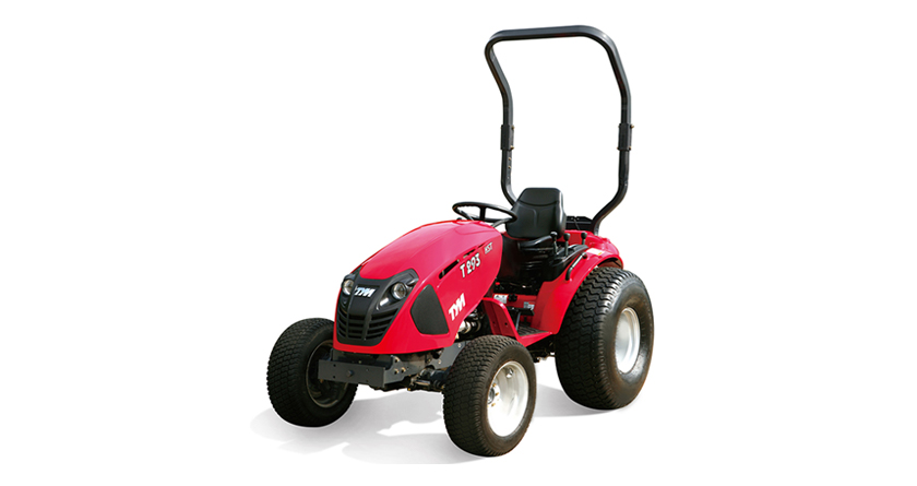 Two finance deals on TYM Tractors