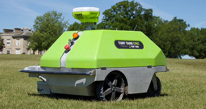 Intelligent One change name to US brand title Turf Tank