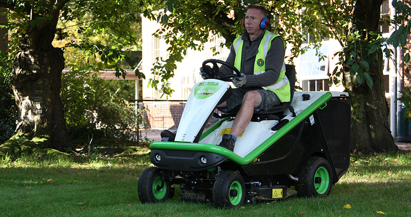 Rod Gaskin appointed new Etesia dealer