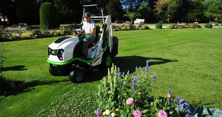 Etesia Buffalo is the greener solution
