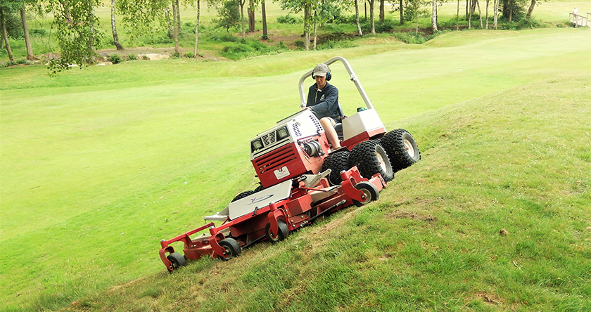 Hundreds of greenkeeping hours saved at Royal Ashdown Forest GC