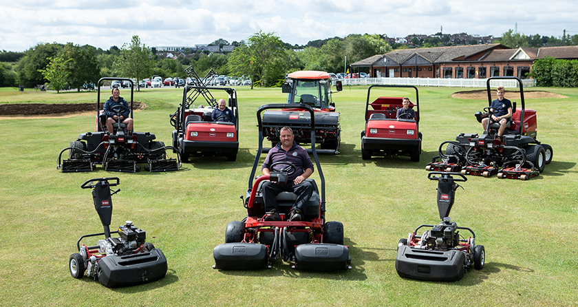 Machine reliability and financial benefits for Sheerness GC
