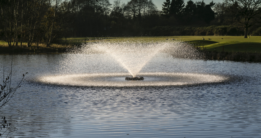 Otterbine advises being pre-emptive with water management this summer