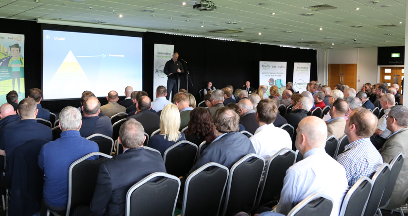 Amenity Forum Conference switched to a fully online format