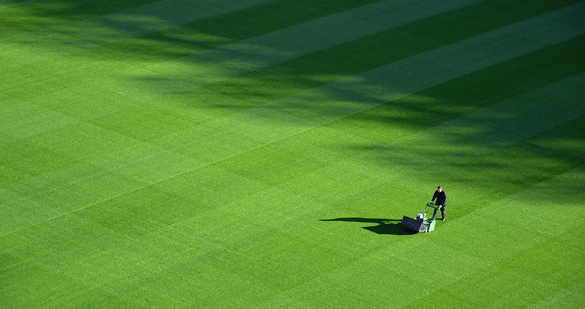 Top tips for grounds staff from the GMA's Geoff Webb