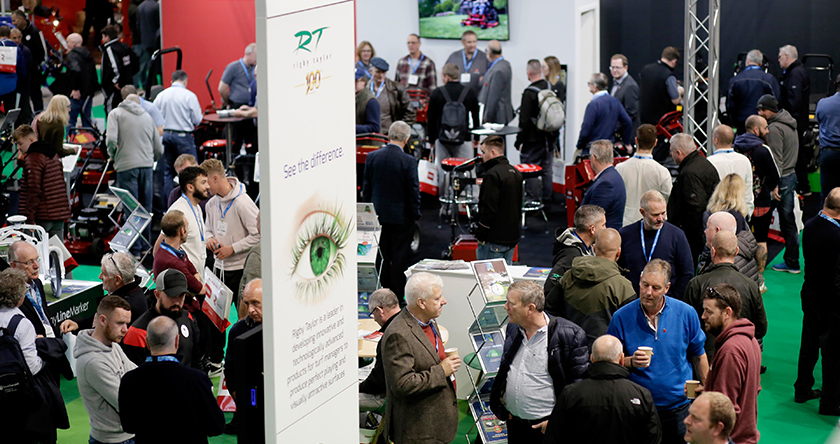 Exhibitions given the green light and visitors can't wait for SALTEX 2021