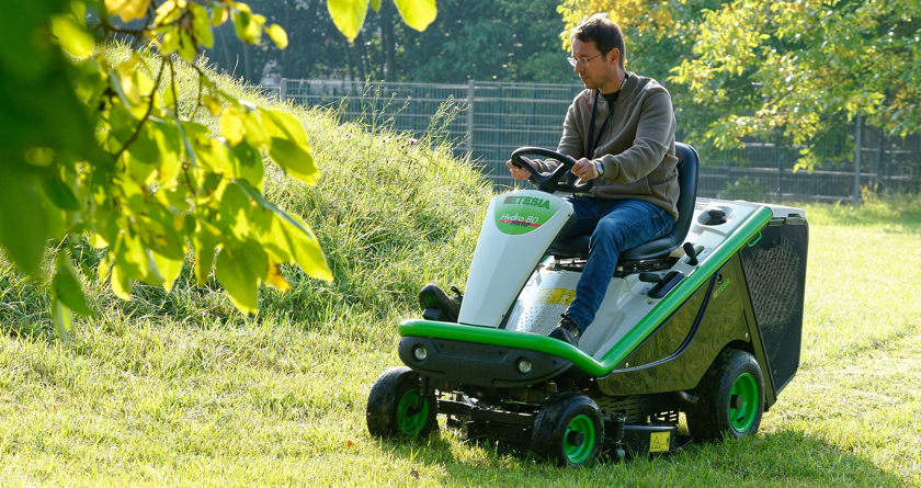 Own an Etesia Hydro 80 for just £35 per week with 0% interest
