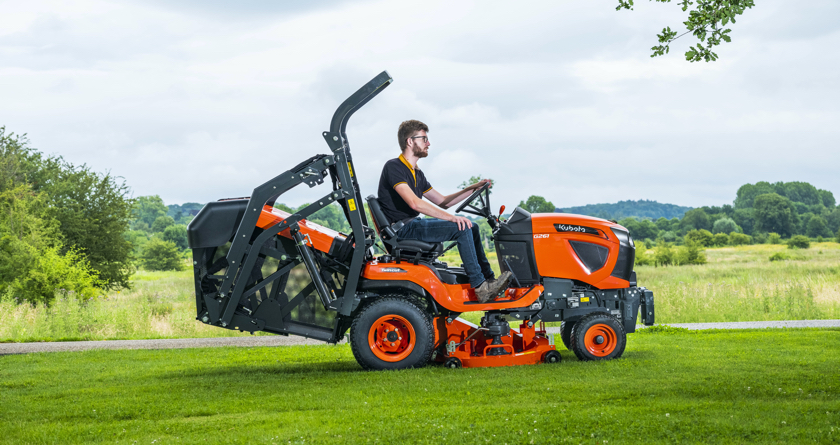 Kubota upgrades its popular G-Series line-up
