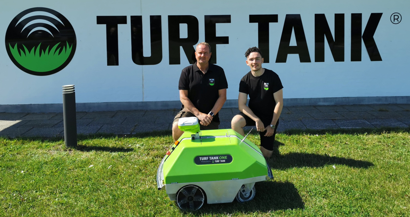 Turf Tank continue UK expansion with the appointment of two regional sales managers