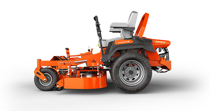 Ariens APEX zero-turn mower refreshed for 2020/21 season