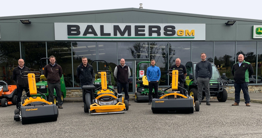 Balmers GM the latest to join INFINICUT dealer network