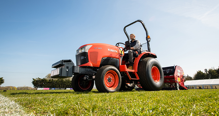 Cashback from your Kubota