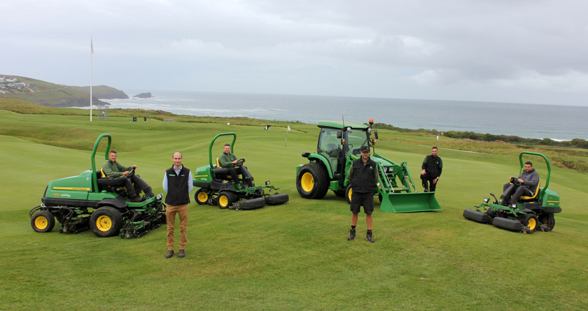 A new deal for Newquay Golf Club