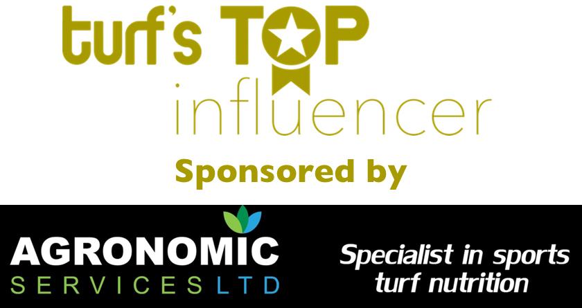 Turf's Top Influencer 2020 is open!