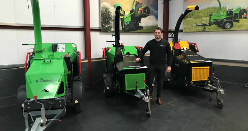 GreenMech rationalise dealer coverage in South of England