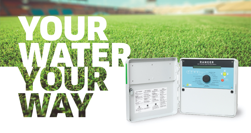 Irrigation control made easy with two new SRC 2-wire controllers