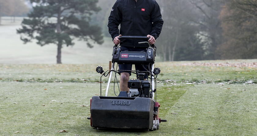 Hassle-free winter maintenance with Toro Parts and Reesink Turfcare