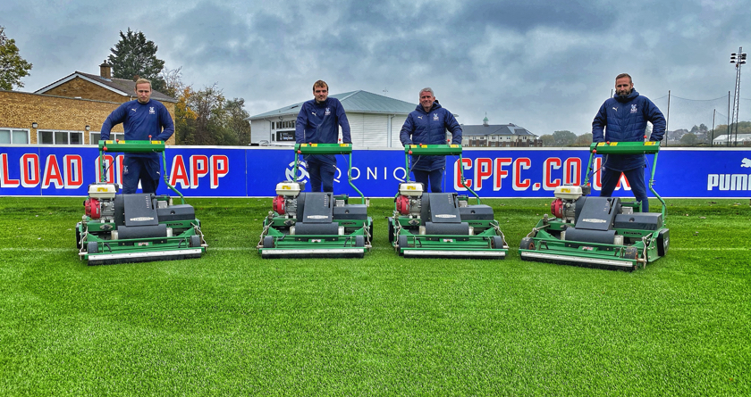 Crystal Palace FC puts their trust in the Dennis PRO 34R