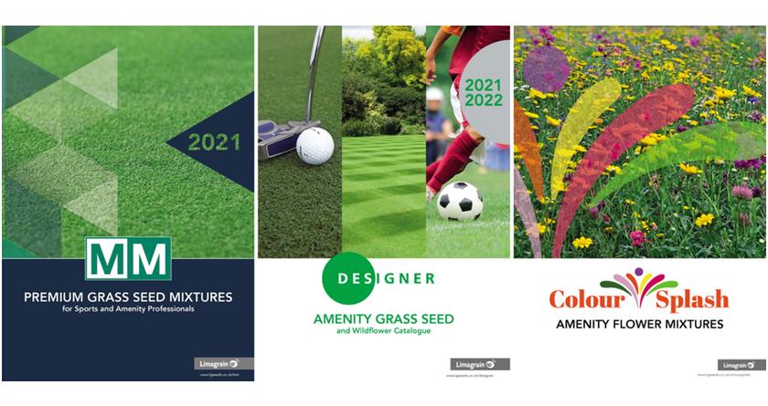 New 2021/2022 Limagrain UK brochures