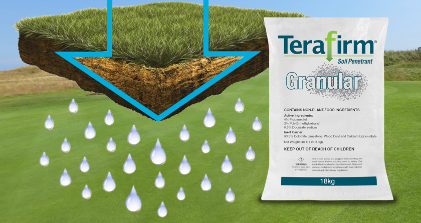 Headland Amenity introduce new Terafirm Granular