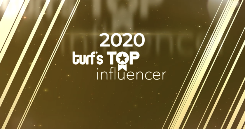 The results are in for Turf's Top Influencer 2020!