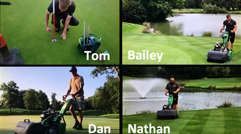 Apprenticeship distinction is par for the course at The Belfry
