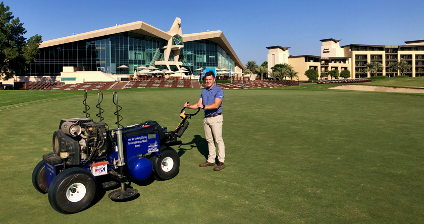 Troon Abu Dhabi experience the extra benefits of the Air2G2