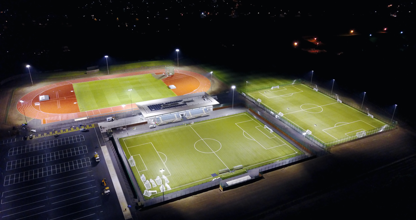 Innovative partnership offers flexible finance for new elite sports facilities
