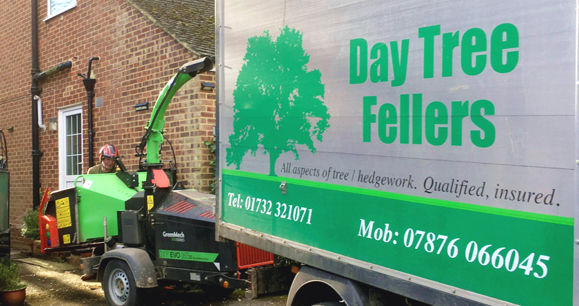 GreenMech's EVO delivers big performance for Day Tree Fellers