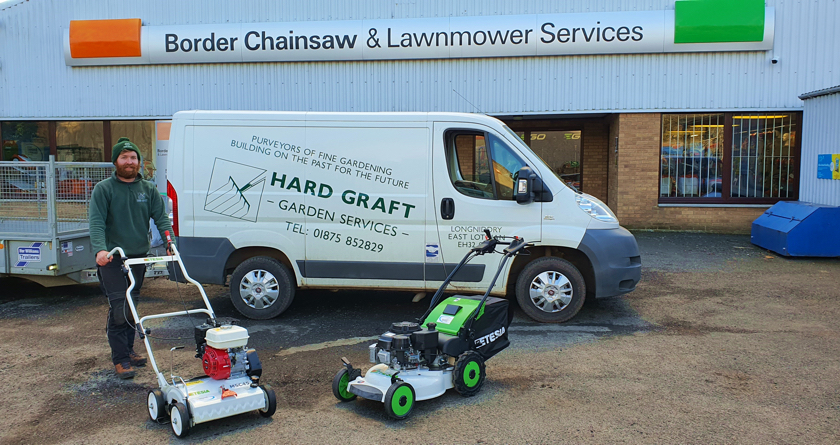 Etesia is the way for Hard Graft