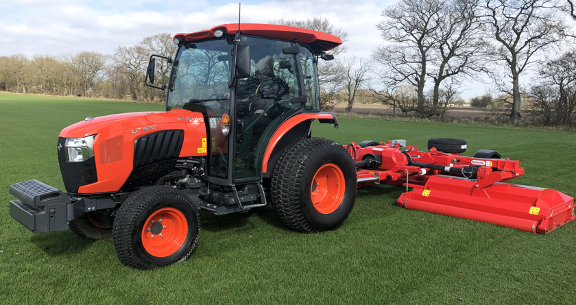 New Stage V versions of Kubota's L1 and L2 Series now available