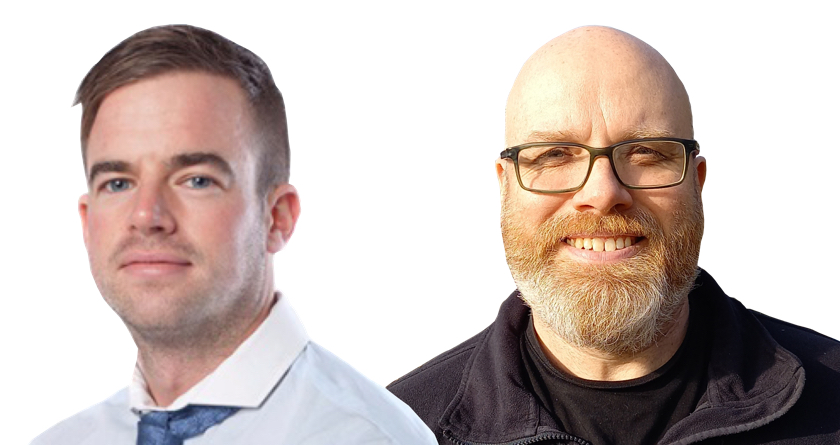 Rigby Taylor welcomes two new team members