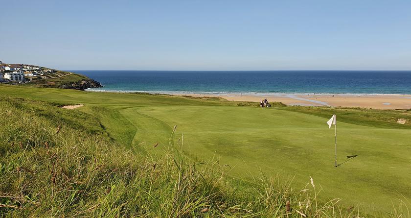 A switch to Sustane keeps salt under control at Newquay Golf Club