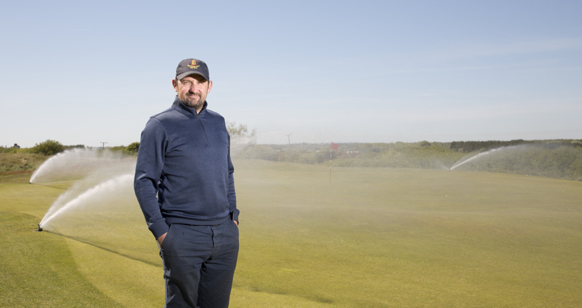 Royal Cinque Ports GC climbs the rankings with the help of Toro Irrigation