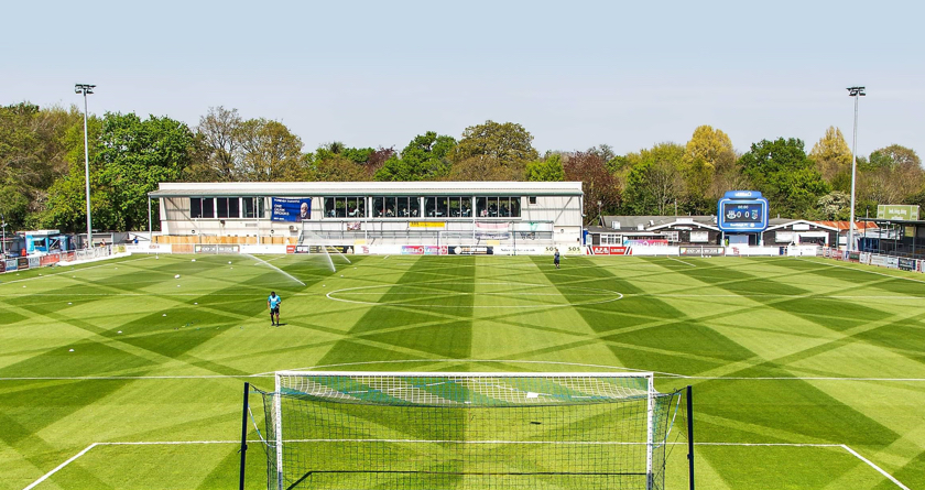 Combination of J Premier Pitch and 4Turf ticks all the boxes for Eastleigh FC