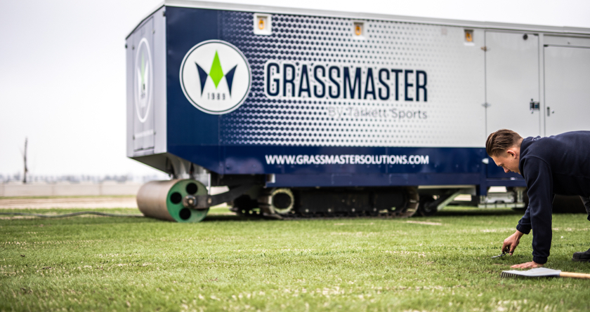 GrassMaster unveils new Gen-S Machines with leading technology & capabilities