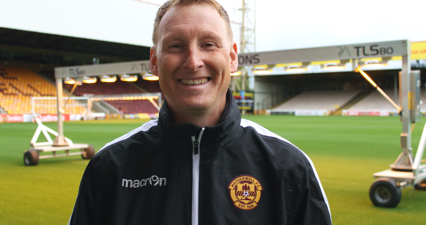 Only Mansfield Sand for Motherwell FC