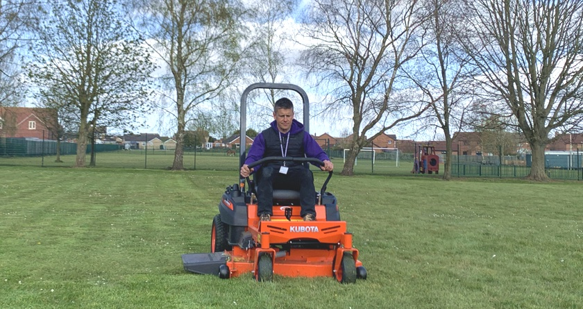 Kubota is top of the class at primary school